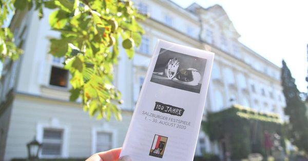 Auftakt-Rede bei den Salzburger Festspielen: Ein Jahrhundert ist wie eine Kugel