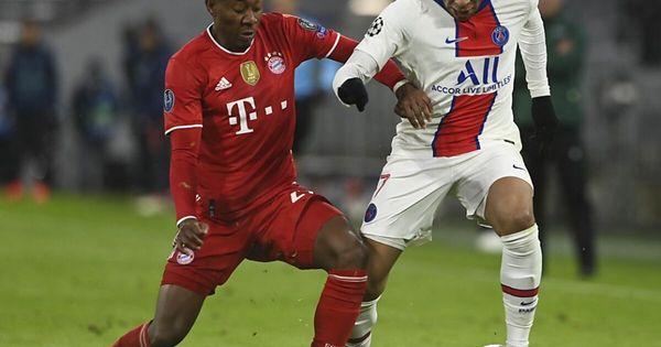 Mbappe-Double und Effizienz: PSG feiert 3:2-Sieg in München
