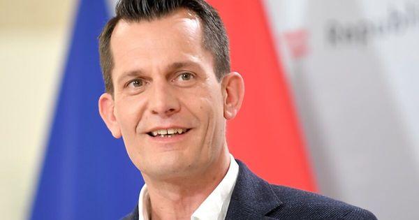 Live: Statements nach Angelobunng von Gesundheitsminister Wolfgang Mückstein