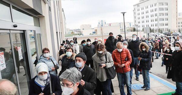 Noch nie so viele Neuinfektionen in der Türkei