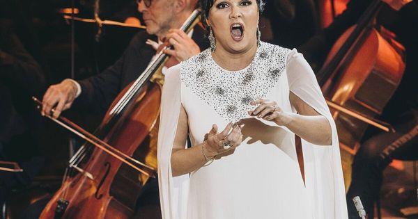 Salzburger Festspiele: Anna Netrebko vor Tosca-Premiere erkältet