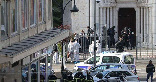 Drei Tote bei Messerattacke in Nizza - Opfer enthauptet