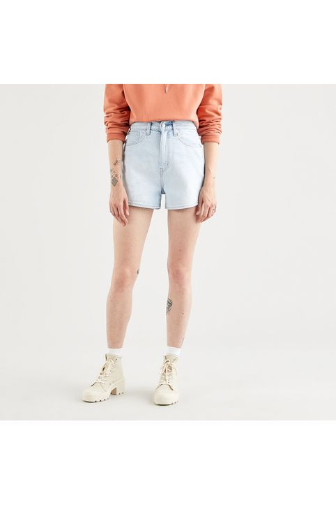 Levis High Loose Short Fly To The Sk (9000072241_40062)