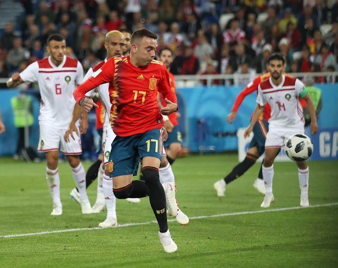 【ロシアW杯】スペイン×モロッコの代表サムネイル