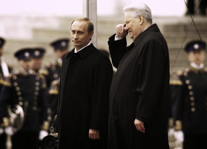 Vladimir Putin's first paper as president: 'Russia at the Turn of the Millennium' - A Strategy for Russia's Revival -- Sott.net