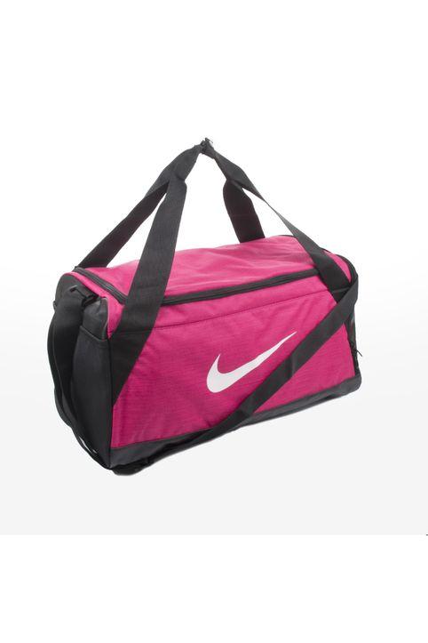 Nike - NK BRSLA S DUFF - RUSH PINK/BLACK/