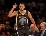 前無古人,Stephen Curry朝季後賽連續100場三分球邁進!