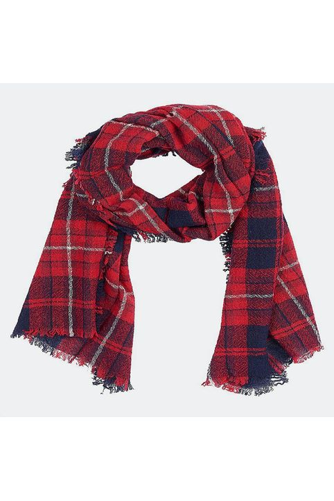 Tommy Jeans Thdw Check Scarf 1 (3083720047_22924)