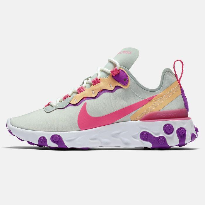 Nike React Element 55 Γυναικείο Παπούτσι (9000053117_45655)