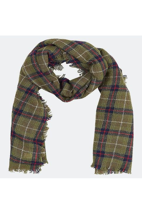 Tommy Jeans Thdw Check Scarf 1 (3083720046_22894)