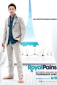 רופא להשכיר - Royal Pains -  עונה  *ללא תרגום*