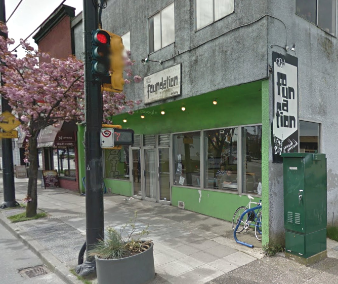 Vancouver's Main Street will lose its vegetarian Foundation, due to rising rents