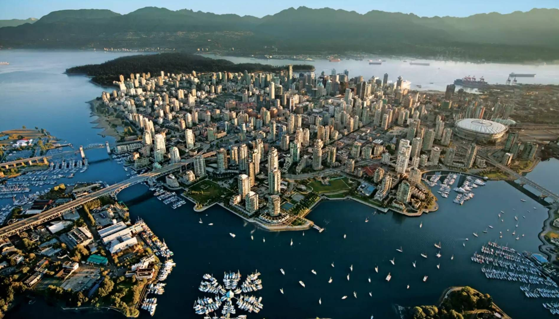 Vancouver voted by millions of travellers as top destination in Canada