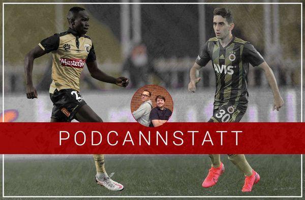 Podcast zum VfB Stuttgart: Der Sprungbrett-Club