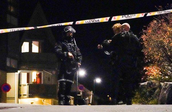 Fünf Tote in Kongsberg: Norwegen nach Gewalttat  mit Pfeil und Bogen unter Schock