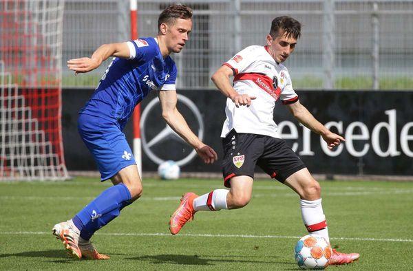 Ömer Beyaz vom VfB Stuttgart: Wie ein 17-Jähriger alle überrascht