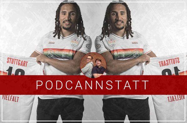 Podcast zum VfB Stuttgart: Jakob Johnson von den New England Patriots im Gespräch