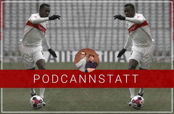 Podcast zum VfB Stuttgart: Silas-Schock und Stillstand bei den Amateuren