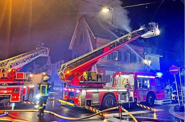 Feuer in Stuttgart-Möhringen: So geht es nach  dem Brand mit dem Tafelladen weiter