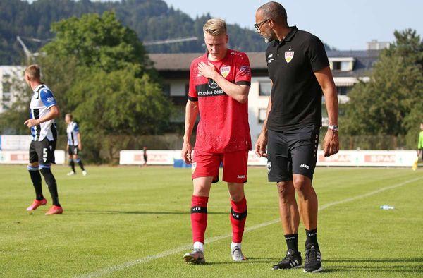 Schock für VfB Stuttgart: Chris Führich fehlt mehrere Wochen