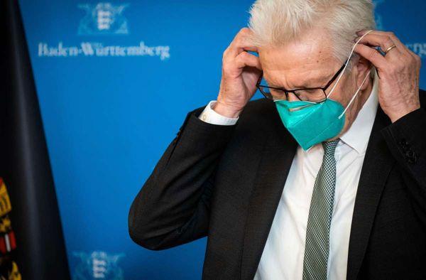 Corona-Lockdown in Baden-Württemberg: Winfried Kretschmann äußert sich im Livestream zu den Beschlüssen