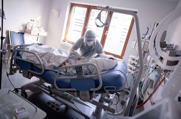 Hospitalisierungen in Baden-Württemberg: Nächste Woche droht Corona-Warnstufe