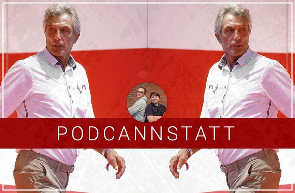 Podcast zum VfB Stuttgart: Rainer Adrion über Wege aus der Krise