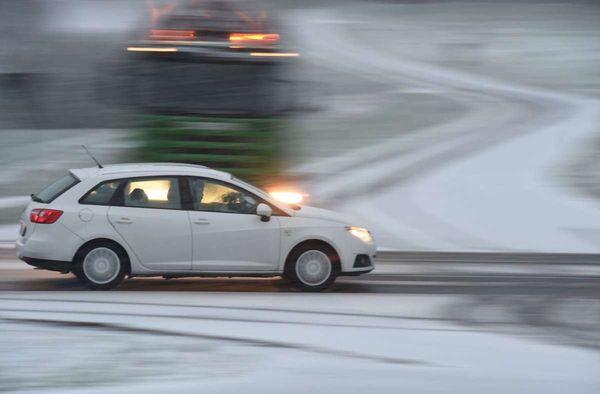 Wetter in Baden-Württemberg: Schnee, Kälte und Glätte - es wird ungemütlich