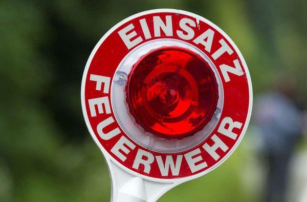 Brand in Crailsheim: Hoher Euro Schaden bei Feuer in ehemaligem Fliegerhorst