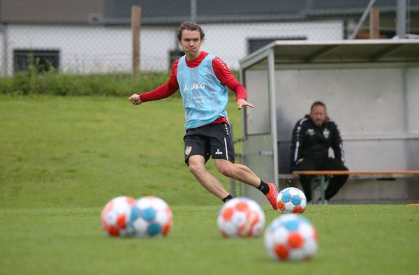 VfB Stuttgart in Kitzbühel: Warum Jordan Meyer zunächst verliehen werden soll