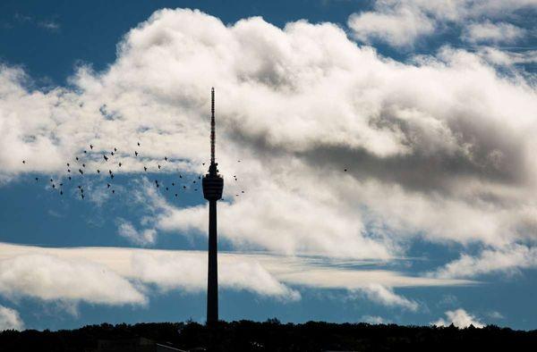Wetter in Baden-Württemberg: Auf  Sonnenschein folgen Wolken
