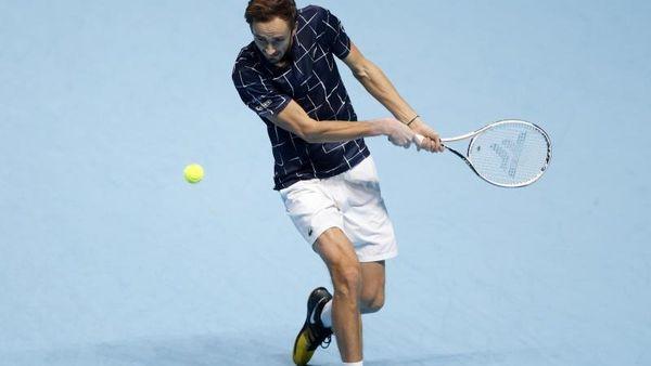 Tennisprofis Thiem und Medwedew bestreiten Endspiel