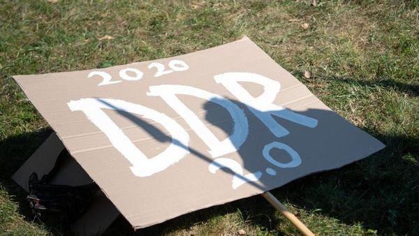 Gericht bestätigt Verbot von Querdenken-Demos in Mannheim
