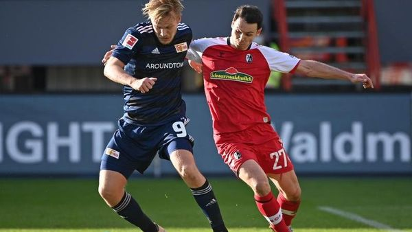 Sehr gute Leistung auch ohne Kruse: Union-Sieg in Freiburg