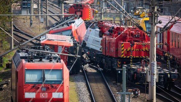 Bahn - Wolfsburg Verspätungen auf Bahnstrecke Berlin-Hannover nach Unfall