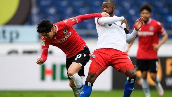 Hunt-Tore reichen nicht: HSV gibt in Hannover 3:0 aus Hand