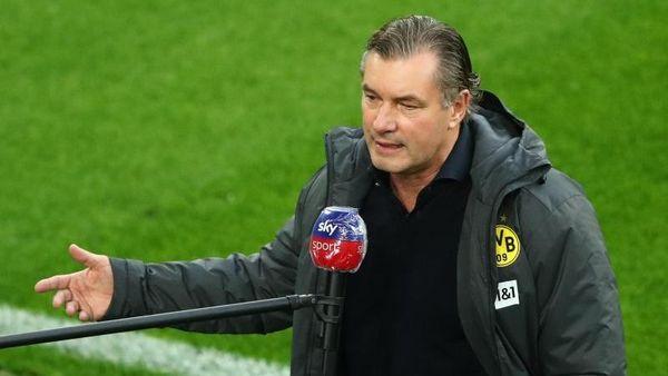 Fußball - Mainz Zorc: Haaland bleibt bei Borussia Dortmund
