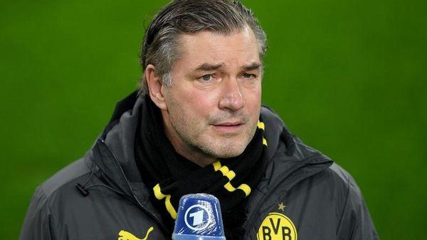 BVB-Sportdirektor Zorc für Verbleib von Schiedsrichter Gräfe