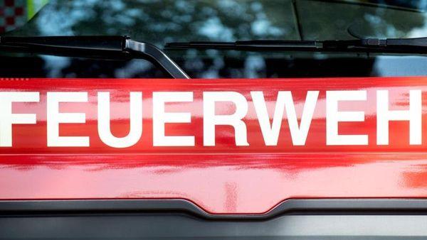 Feuer zerstört Gehöft in Achtrup: 175.000 Euro Schaden