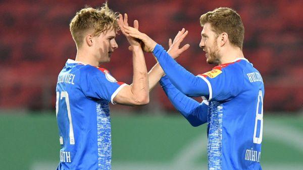 DFB-Pokal: Holstein Kiel erreicht Halbfinale