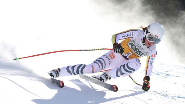 Ski Alpin : Kira Weidle knapp am Podest vorbei