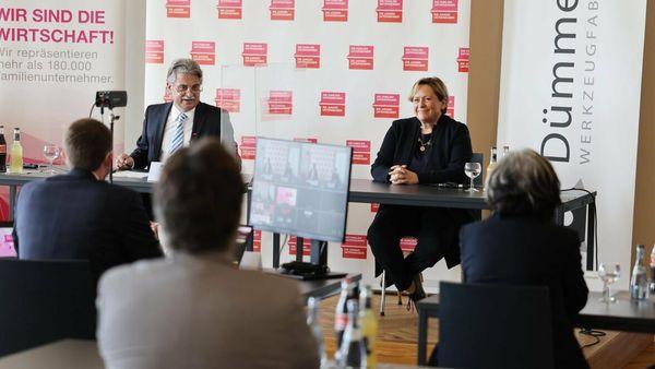 Susanne Eisenmann (CDU) zur Corona-Pandemie: Neue Taktik für die zweite Halbzeit