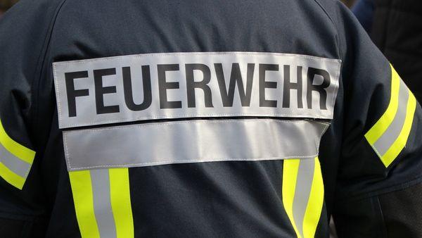 Brand Crailsheim: Feuer bricht auf Spielplatz aus