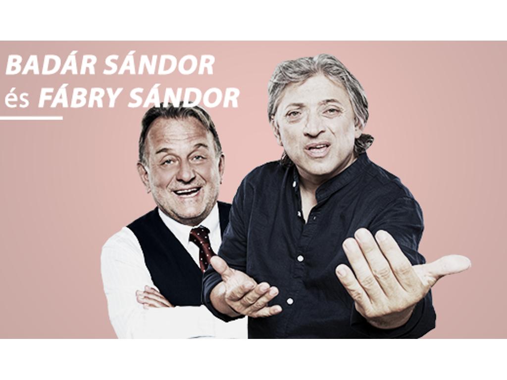 Badár Sándor és Fábry Sándor