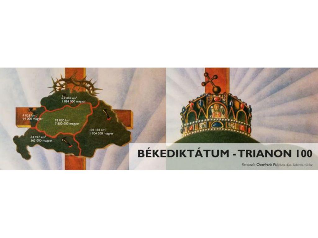 Békediktátum (Veszprémi Petőfi Színház) / Kerfeszt