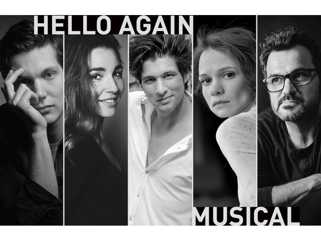 HELLO AGAIN - musical