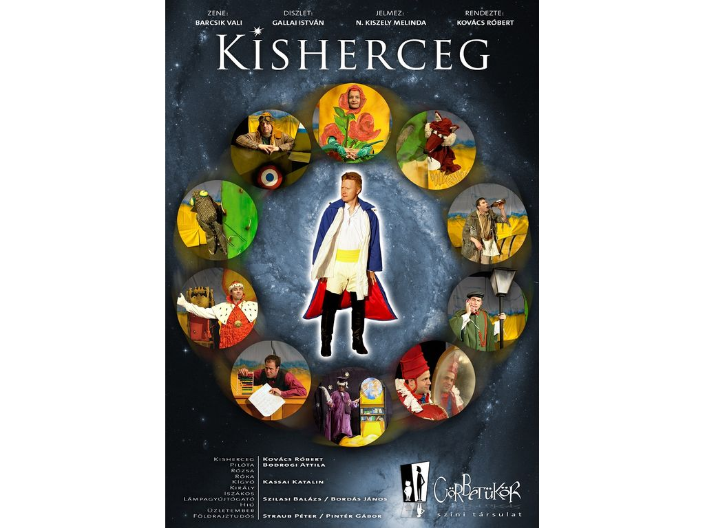 KISHERCEG - Görbe Tükör Színház
