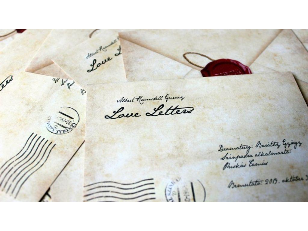 Love Letters - Nagy-Kálózy Eszter - Alföldi Róbert
