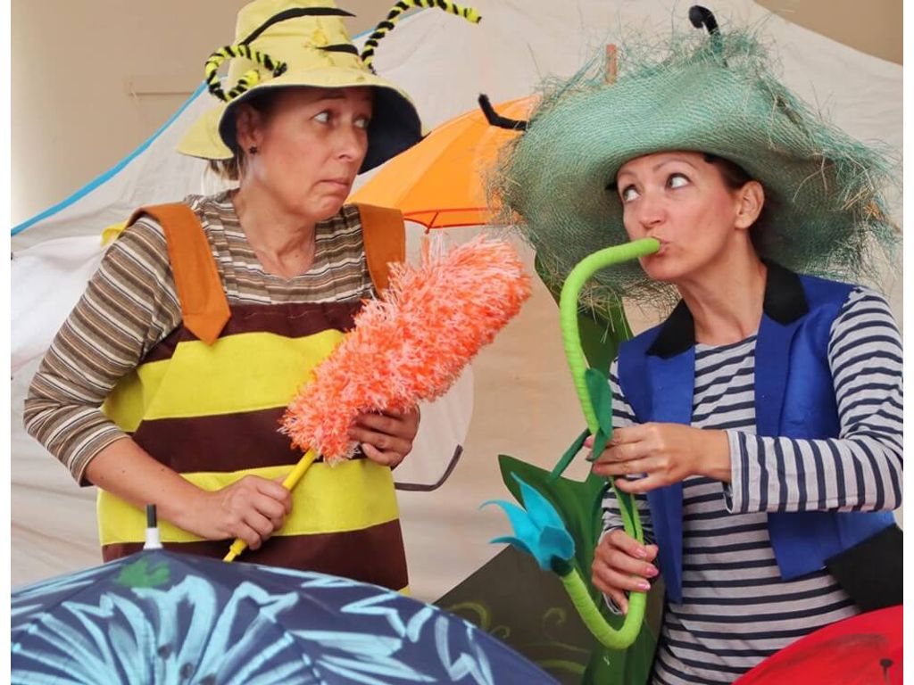 Momkult Gyerekszínház: Babszem Jankó Gyermekszínház - Tücsök és a hangya