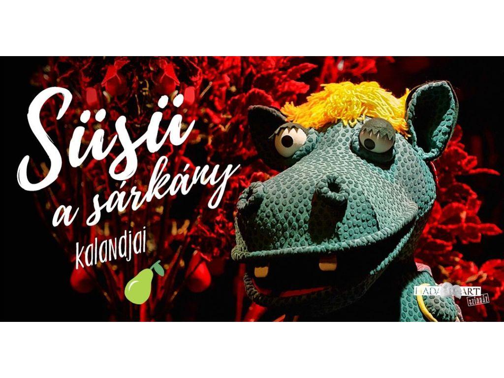 Süsü, a sárkány kalandjai - Hadart Színház előadása
